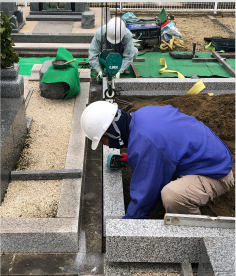 西日本石材職人さんの会:サービス事例3